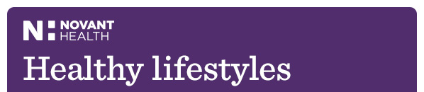 Novant Health Healthy lifestyles
